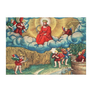 Revelations Canvas Print