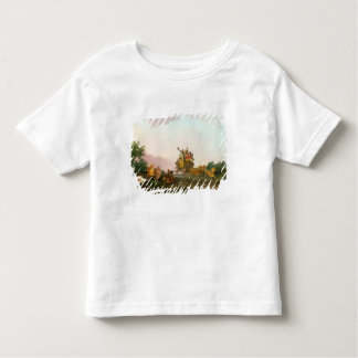 Revellers on a Coach, c.1785-90 (oil on canvas) Toddler T-shirt