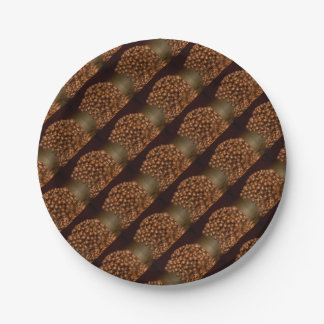Revels chocolate sweets paper plate