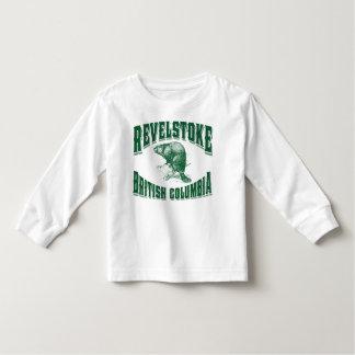 Revelstoke Beaver Green Toddler T-shirt