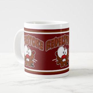 Revelstoke Beaver Large Coffee Mug