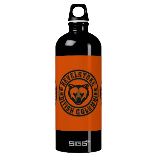 Revelstoke Grizzly Circle SIGG Traveler 1.0L Water Bottle