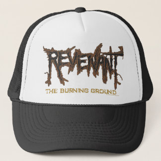 Revenant The Burning Ground Trucker Trucker Hat
