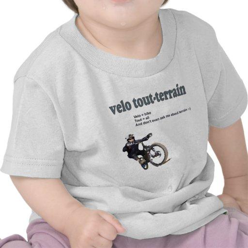 Revendedor-Terreno de Velo Camisetas