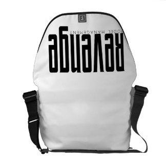Revenge Model Management Courier Bag