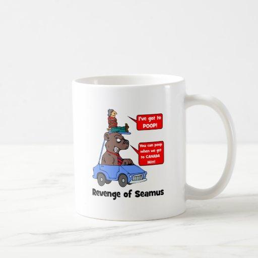 Revenge of Seamus Classic White Coffee Mug