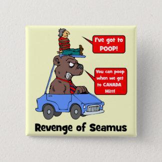Revenge of Seamus Pinback Button
