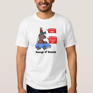 Revenge of Seamus T-shirts
