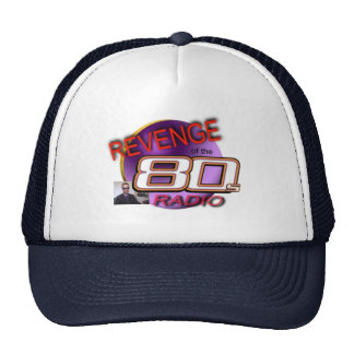 Revenge of the 80s Baseball Cap Trucker Hat