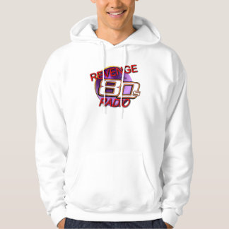 Revenge of the 80s Hooded Sweatshirt