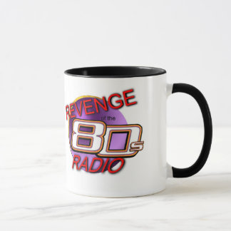 Revenge of the 80s Ringer Mug