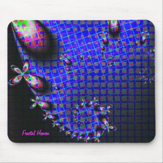 RevengeOfThePixels1, Fractal Heaven Mouse Pad