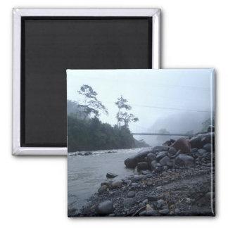 Reventazon River Florida Section Costa Rica Magnet