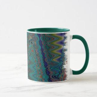 Reverb Blues Mug