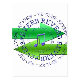 Reverb Gear Postcard