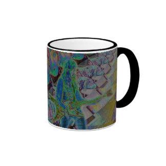 Reverberate Ringer Coffee Mug