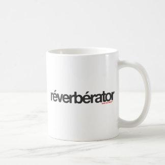 Reverberator Classic White Coffee Mug