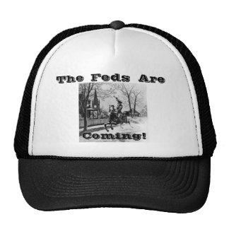 ¡revere3, Feds, son, viniendo! ,… - Modificado par Gorros
