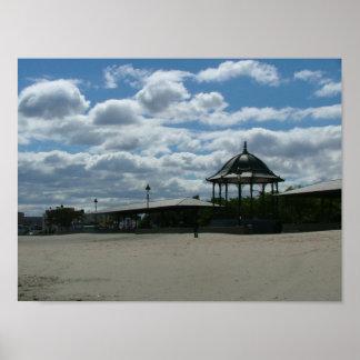 Revere Beach, MA Poster