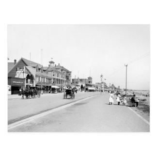Revere Beach, Mass., 1905 Postcard