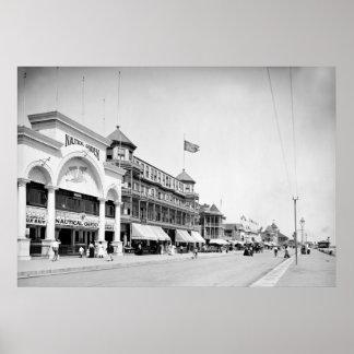 Revere Beach Mass 1905 Posters