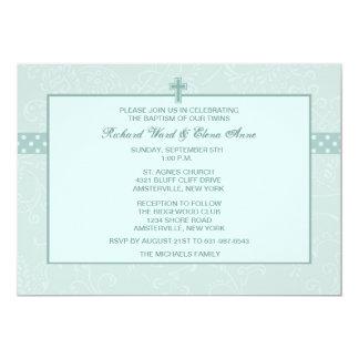 Revered Paisley Religious Invitation
