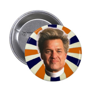 Reverend Billy Talen for NYC Mayor Pin