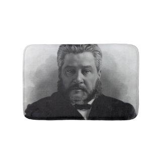 Reverend Charles Haddon Spurgeon Bath Mat
