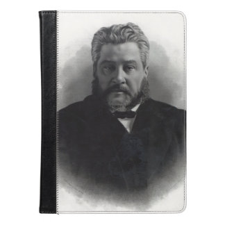 Reverend Charles Haddon Spurgeon iPad Air Case