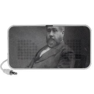 Reverend Charles Haddon Spurgeon iPhone Speaker
