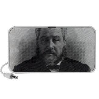 Reverend Charles Haddon Spurgeon Laptop Speaker