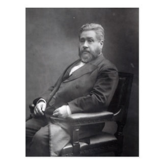 Reverend Charles Haddon Spurgeon Postcard