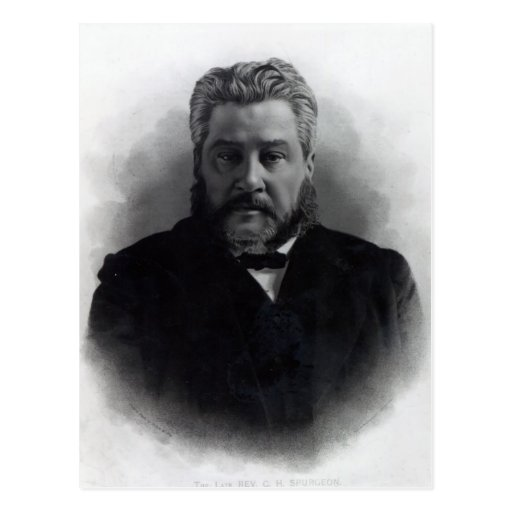 Reverend Charles Haddon Spurgeon Postcards