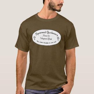 Reverend Gardener's Home For Wayward Boys T-Shirt