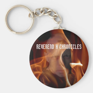 """Reverend H Chronicles """"fire series"""" Keychain"""