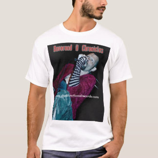 "Reverend H Chronicles ""rev h live"" T-Shirt"