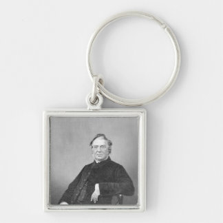 Reverend Hugh Stowell, engraved by D. J. Pound Keychain