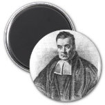 Reverend Thomas Bayes Magnet