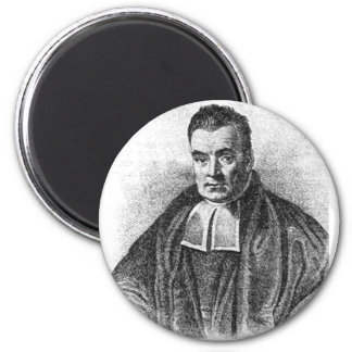 Reverend Thomas Bayes Magnet