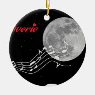 REVERIE1.png Ceramic Ornament