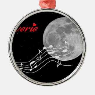 REVERIE1.png Metal Ornament