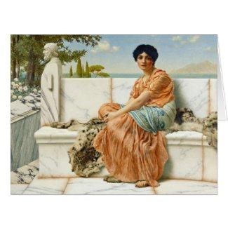 Reverie 1904 card