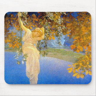 Reveries - by Maxfied Parrish Mousepads