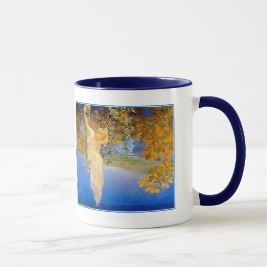 Reveries - by Maxfied Parrish Mug