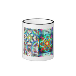 reversal is the way by Jon Welsh book cover mug