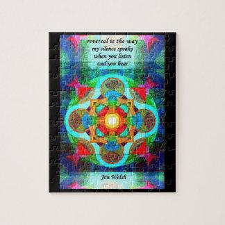 reversal is the way by Jon Welsh jigsaw Jigsaw Puzzles