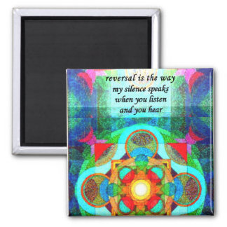 reversal is the way by jon welsh square magnet