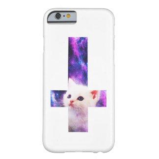 Reverse Cross & Galaxy Kitten Case
