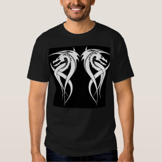 reverse dragon invert tshirt