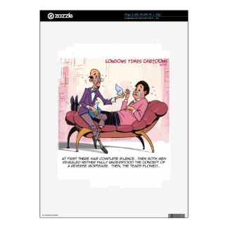 Reverse Mortgage Therapy Funny Skins For The iPad 2